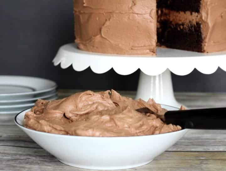 Double Chocolate Buttercream
