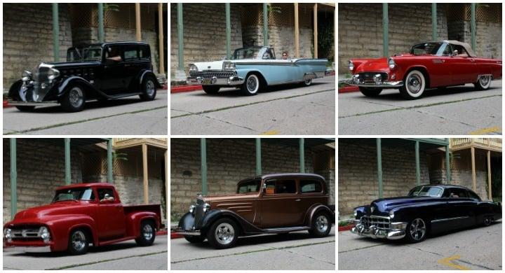 Car Show in Eureka Springs