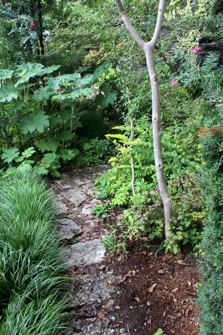 Secret path Eureka Springs